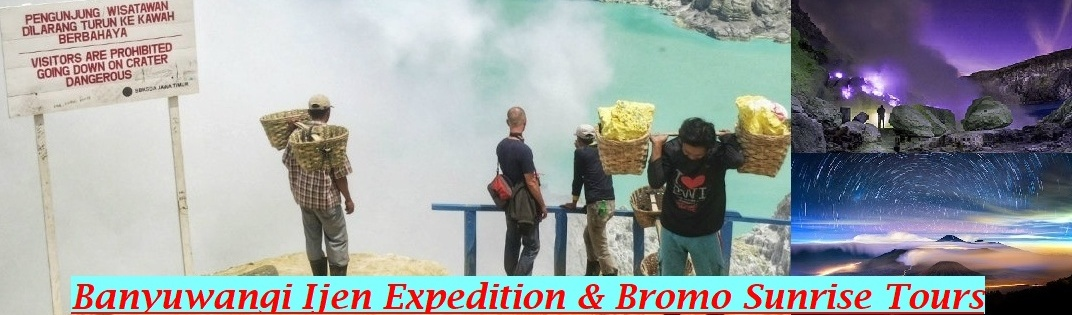 banyuwangi adventure, banyuwangi tours, ijen expedition, ijen tours, ijen blue fire tours, bromo tours, bromo sunrise tours