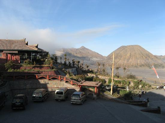 bromo hotel, mount bromo hotel, lava view lodge bromo, lava view lodge hotel