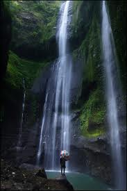 madakaripura waterfall trip east java