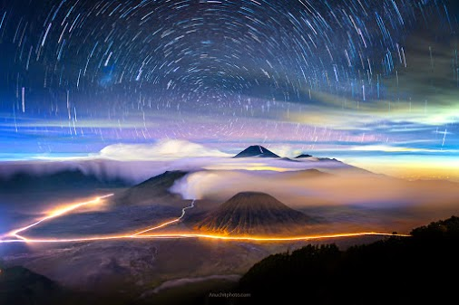 bromo milky way tours