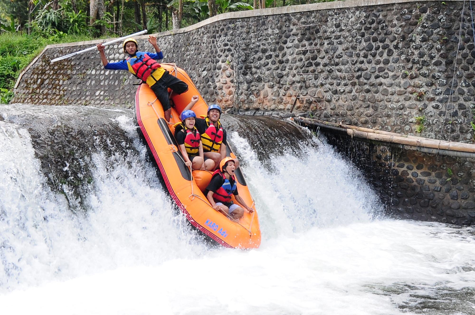Banyuwangi Water Rafting