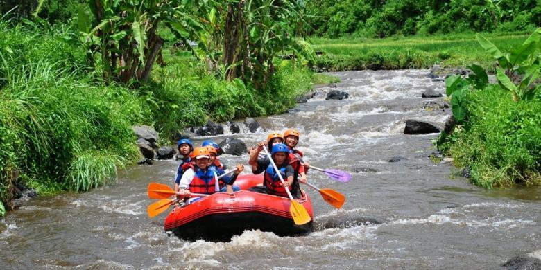 water rafting banyuwangi tour