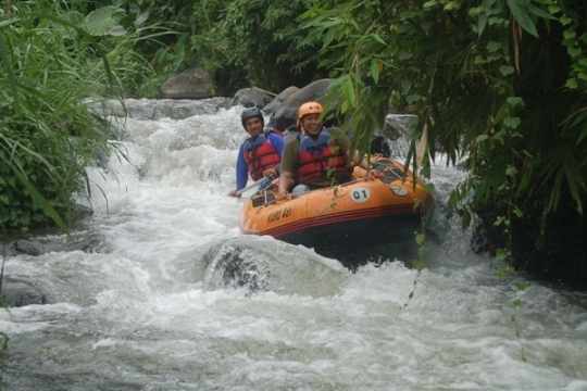 rafting tour banyuwangi east java