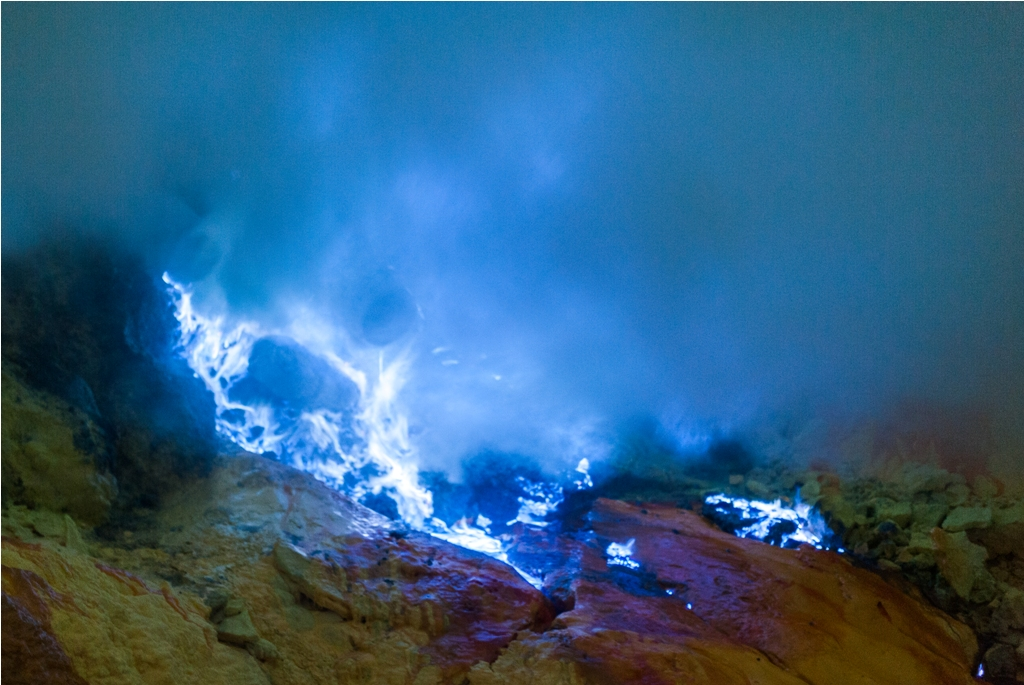 blue fire ijen tours