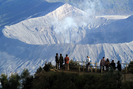 bromo tours probolinggo one day trip