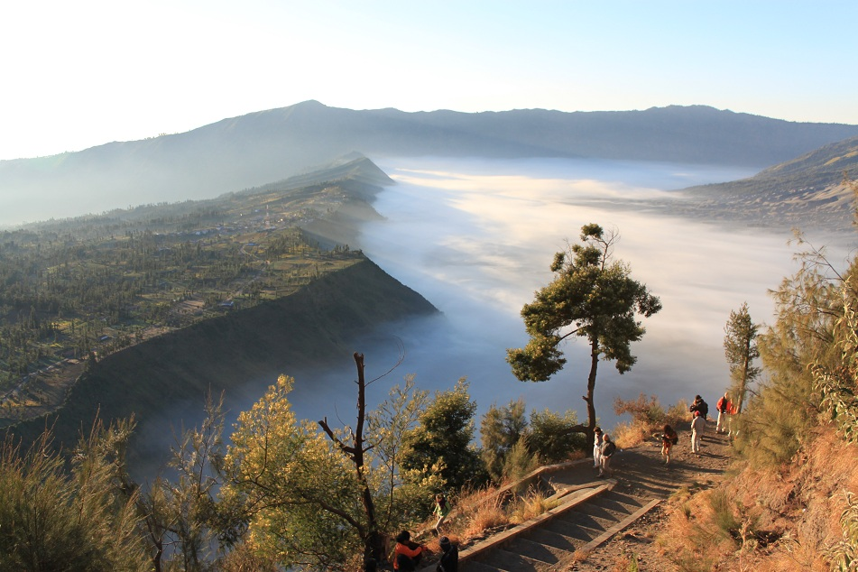mount bromo east java