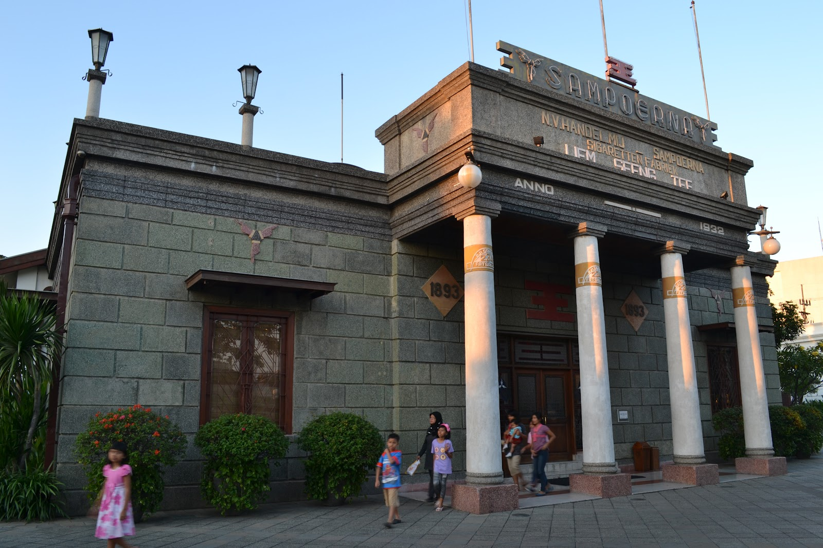 house sampoerna museum