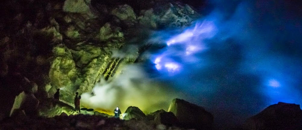 blue fire ijen tours