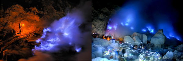 blue fire tours ijen banyuwangi