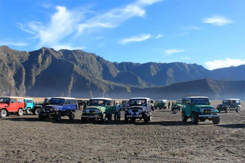 bromo tours jeep