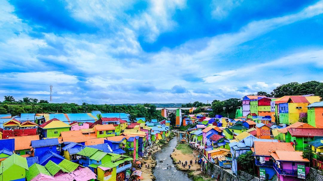 jodipan village tours malang