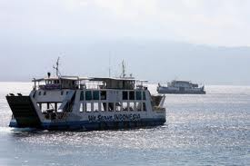 ketapang ferry port banyuwangi java island