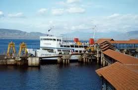 ketapang ferry port banyuwangi east java