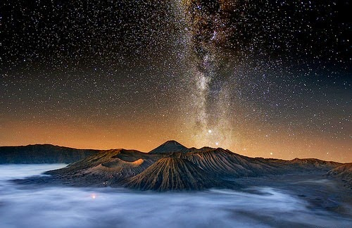 milky way tour