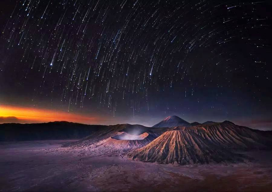 bromo tours milky way