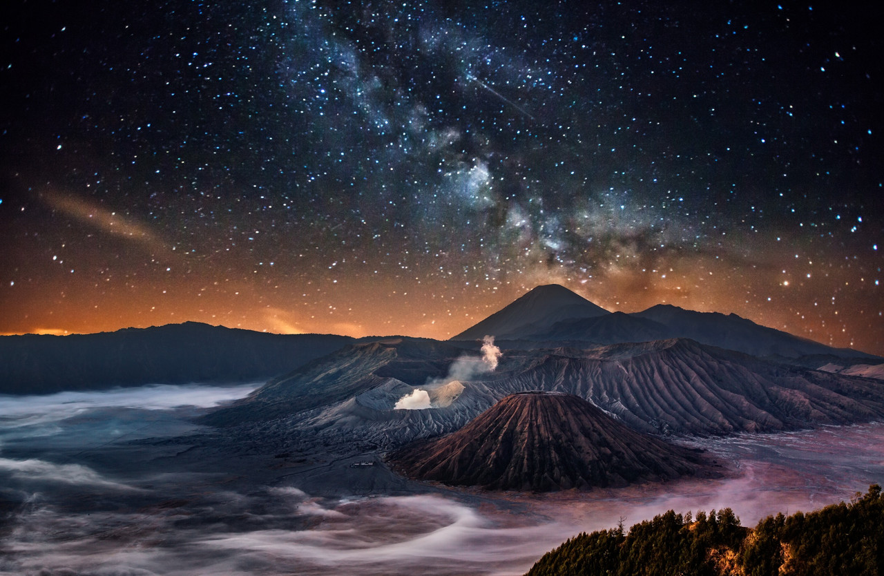 milky way 2 bromo