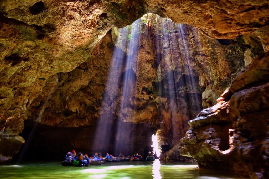 pindul cave tubing adventure