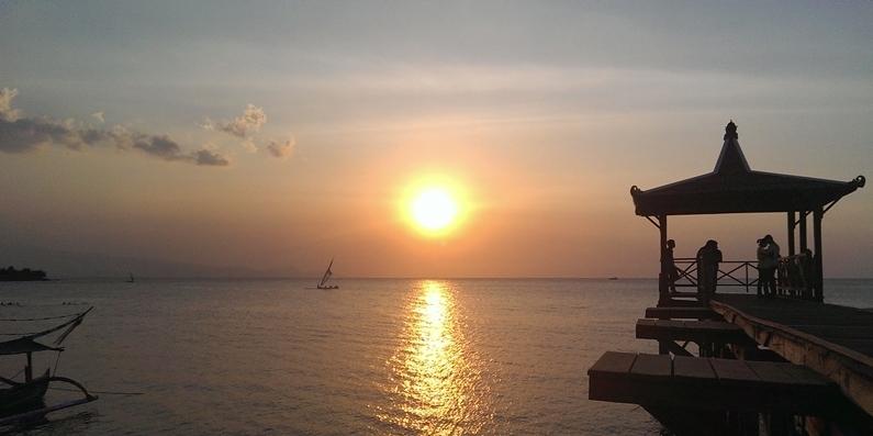 sunset pasir putih tour
