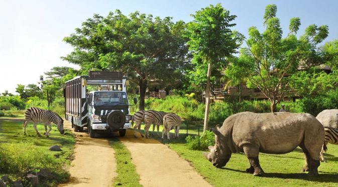 Taman Safari Pasuruan