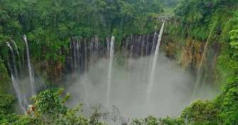 Adventure trail & culture trip in Java Island then to Bali for 5 days trip