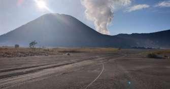 Holidays tour from Bali to blue fire Ijen, Bromo sunrise, Tumpak Sewu waterfall and Jomblang cave Yo