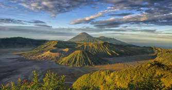 Bali overland trip to Bromo sunrise tours, Bromo milky way tour & Coban Sewu waterfall tour