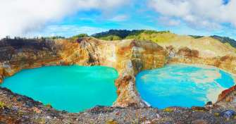 Bali to Flores adventure & Komodo Island tours 6D