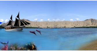 Bali to Flores adventure & Komodo Island tours for 6 days trip