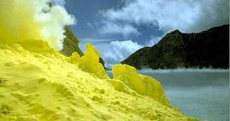Banyuwangi eco & adventure tours for Ijen expedition to enjoy Ijen Crater tours with blue fire ijen