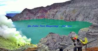 Group of night trip Surabaya to Bromo Ijen tours and then to Bali for Bromo sunrise & blue fire tour