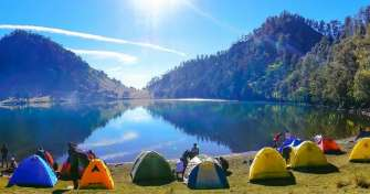 Mount Rinjani trekking & adventures trip in Lombok for 3 days tour package with best tour price