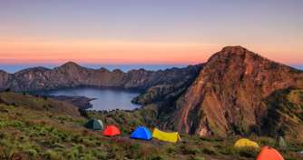 Best Lombok Eco Tours & Adventure Trip for Mount Rinjani Trekking 4 days trip with best tour price