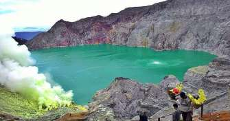 Malang or Surabaya at night time to Bromo Sunrise tours & to Ijen blue fire tours then to Bali