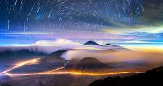 Night trip to Bromo, Tumpak Sewu waterfall & Ijen tours 4D