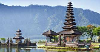 One day trip in Bali Island for Bedudul & Tanah Lot Temple Tour with sunset view