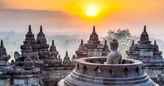 Yogya to Bali for Prambanan sunset tours, Borobudur sunrise tours, Bromo tour & Ijen blue fire tours