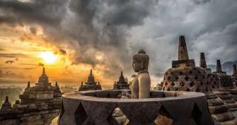 Yogya for Prambanan Tous, Sunrise Borobudur Tour, Bromo Tour, Plantation Trip, Ijen Blue Fire Tour B