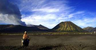 Java tour package from Malang or Surabaya to Bromo Tours, Ijen Crater Tours with blue fire & back to