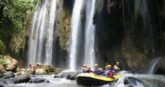 Bromo Ijen Tour Package from Surabaya for Ijen Tours, Bromo Sunrise Tours, Water Rafting & back to S