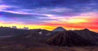 Malang or Surabaya to Bromo Sunrise Tours & Savannah Bromo Tours then to Bali for 2 days trip in Jav