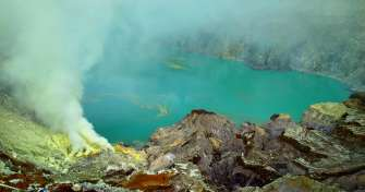 Ijen Crater tours with blue fire Ijen tours, Blawan Waterfall tours, Bromo tours, savannah & sunset