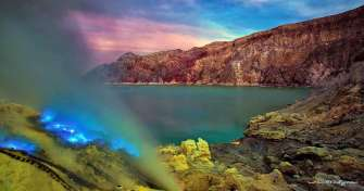 Surabaya for Blue Flame Ijen Tours, Bromo Sunrise Tours and Batu Highand Plantation Tours to Surabay