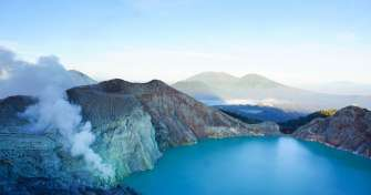 Overland trip from Malang or Surabaya to Yogya for Ijen Tour, Bromo Sunrise Tour, Jomblang Cave Adve