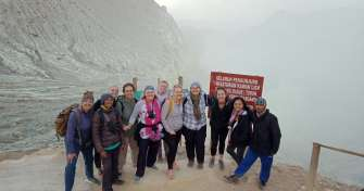 Java Bali holidays to do tours to Bromo, the blue fire Ijen - Sukamade and to Bali for 4 days