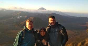 Java adventure trail for 3 days trip to Ijen Bromo tours & back to Banyuwangi
