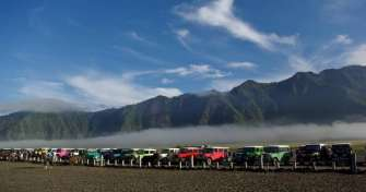 Yogyakarta to Mount Bromo Tours via Solo or Surakarta then to Bali for 2 days