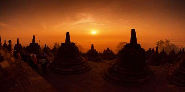 Borobudur Sunrise to Bromo Ijen Tours and to Bali 3D