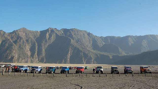 Bromo sunrise to Sukamade beach tours-Bali 3D
