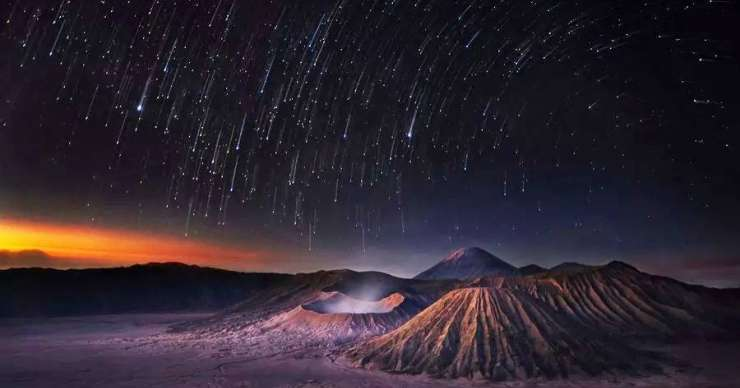 Night Trip from Surabaya to Bromo Ijen Tour-Bali 3D