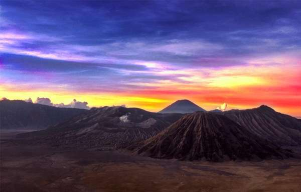 Surabaya to Bromo Sunrise Tours & Savannah - Bali 2D